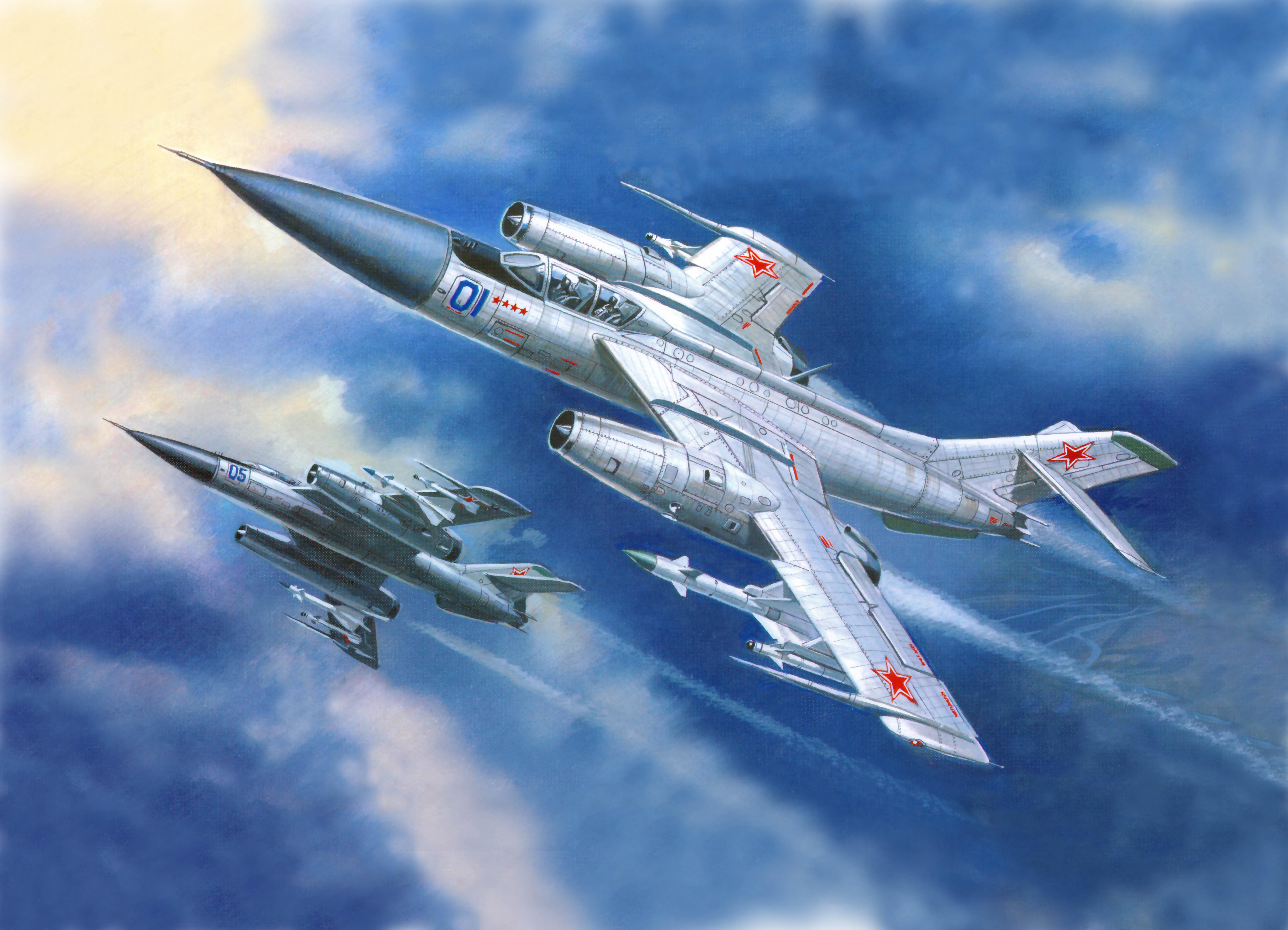Обои Lockheed, истребитель-перехватчик, рисунок, starfighter, F-104. Авиация foto 14