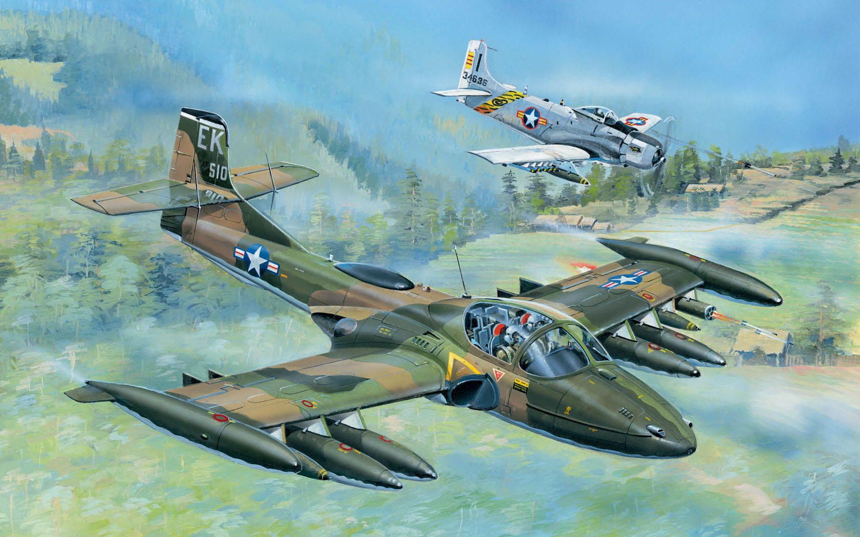 рисунок A-37A Dragonfly