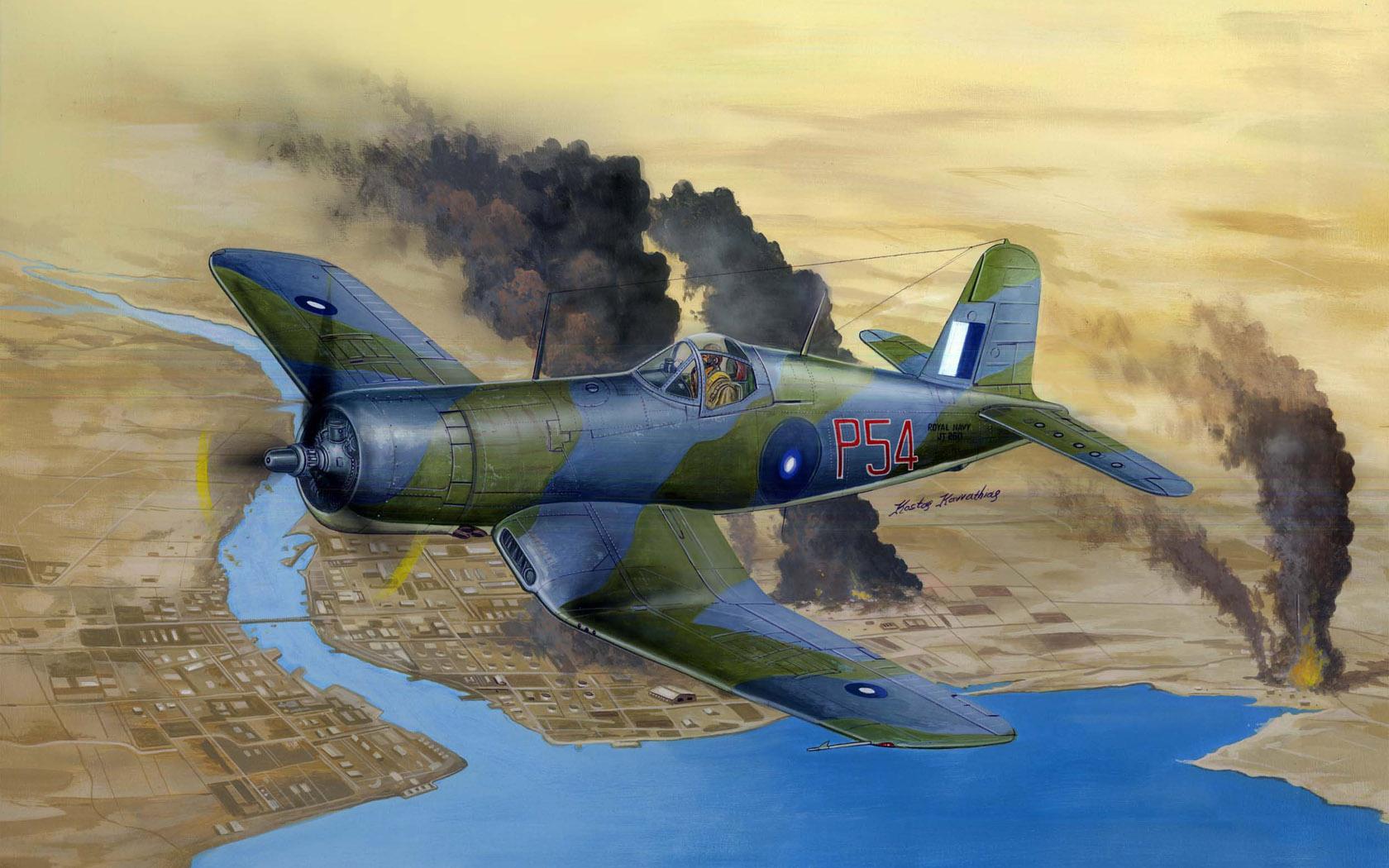 рисунок Corsair Mk2