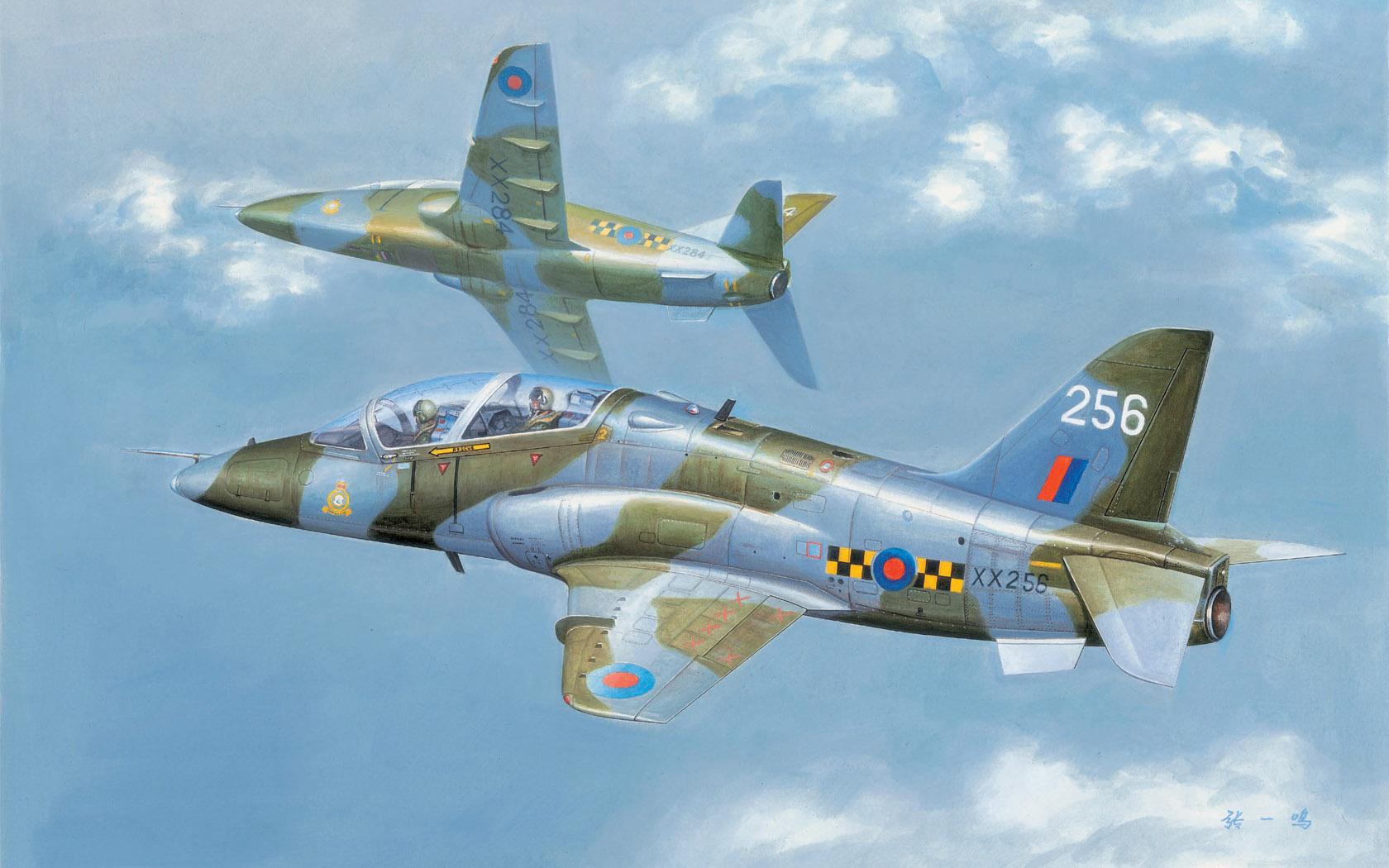 рисунок Hawk T MK.1A