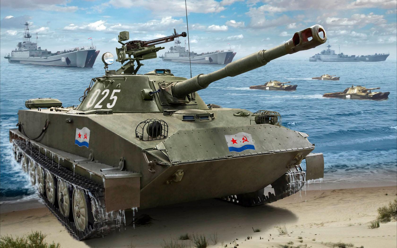 рисунок ПТ-76