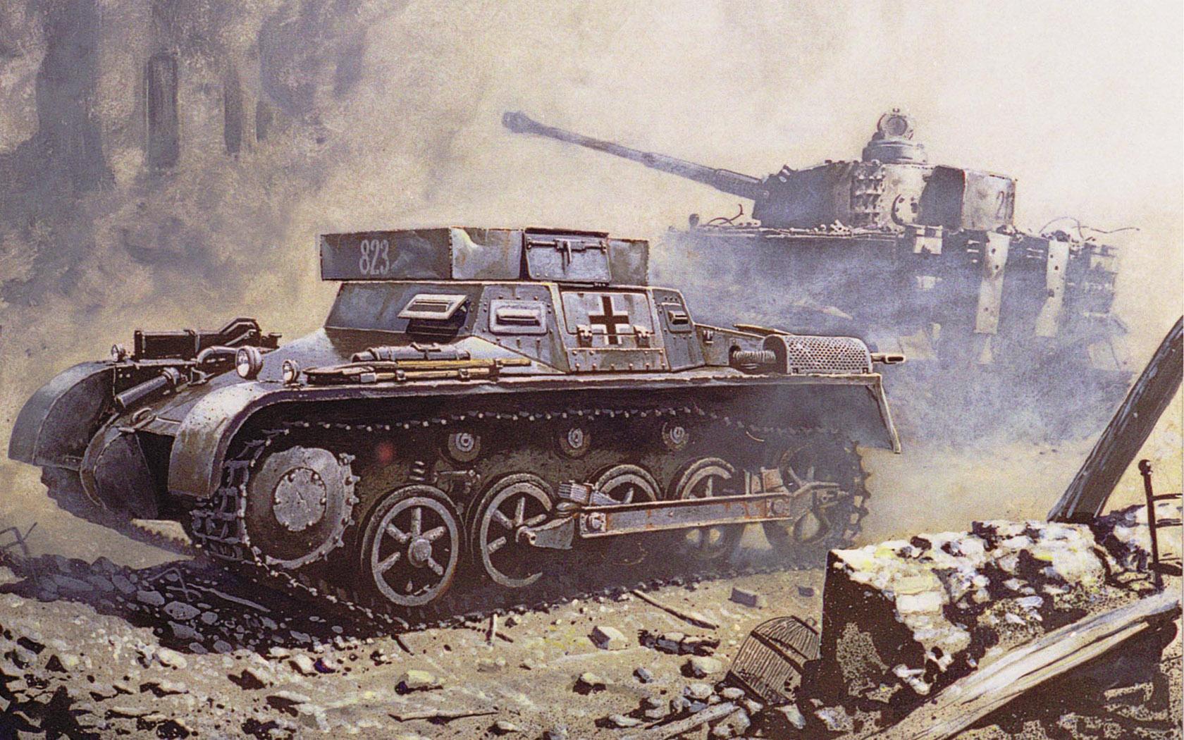рисунок Munitionsschlepper 1 Ausf. A