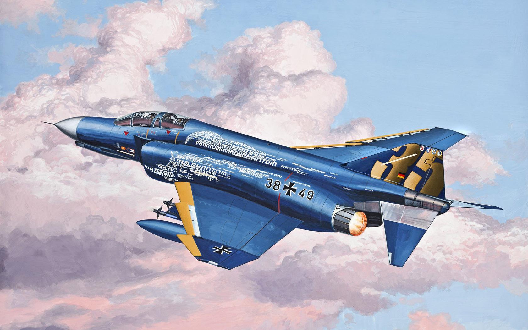 рисунок F-4 Phantom
