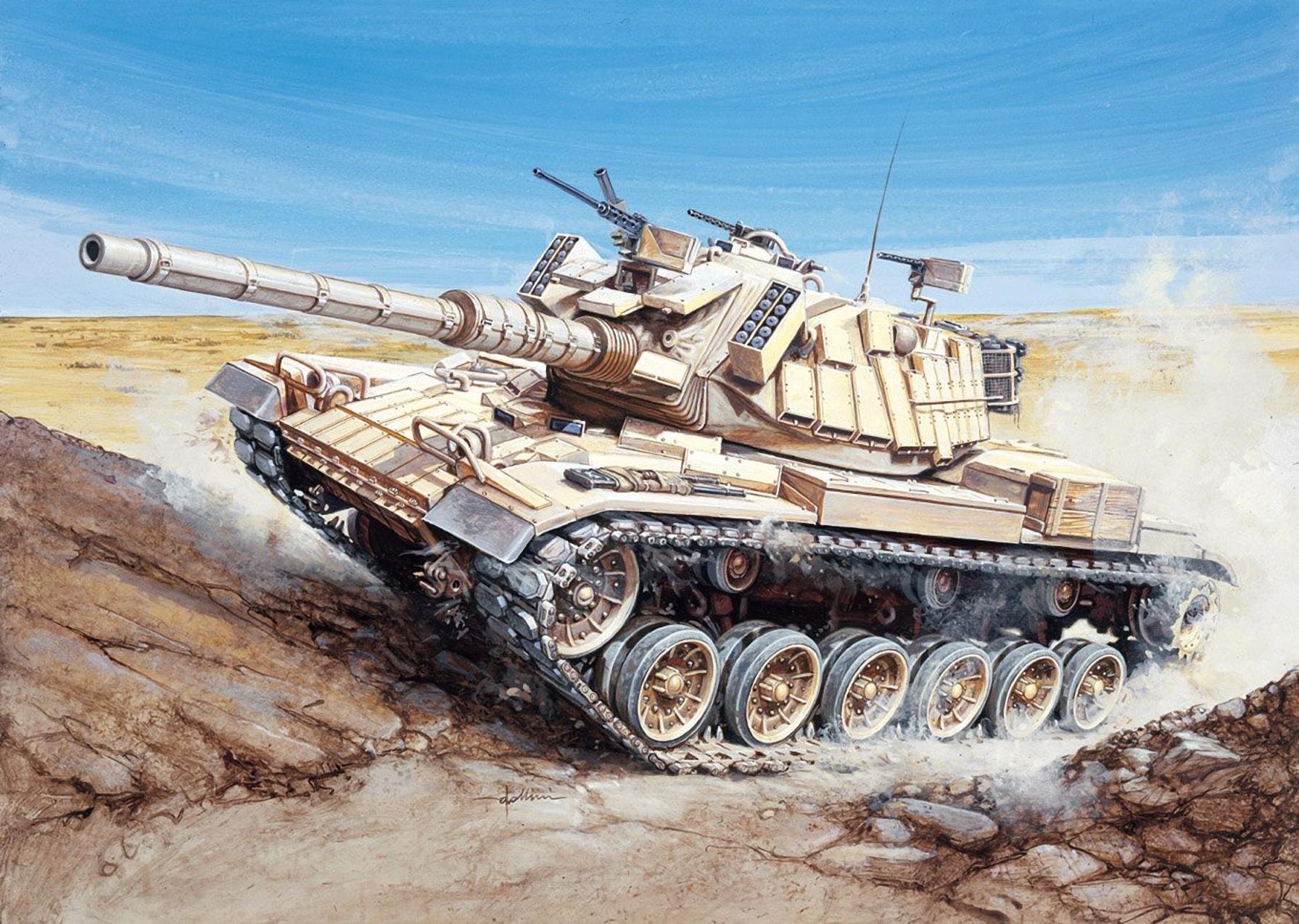 рисунок M60 Blazer