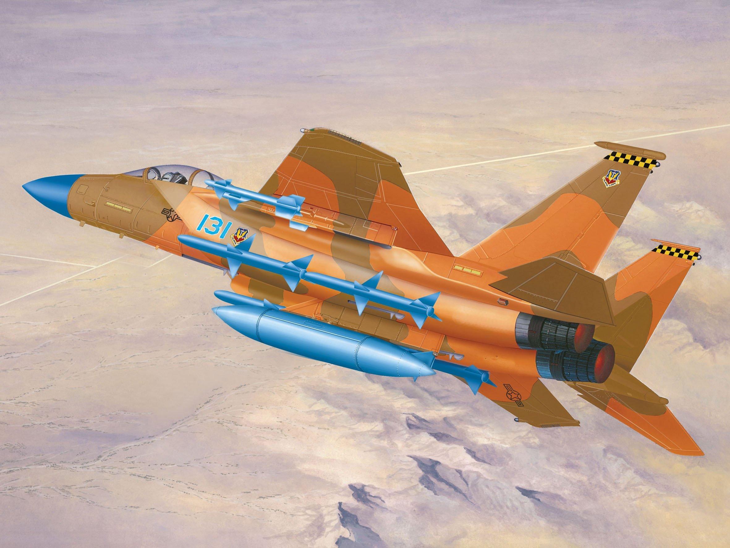 рисунок F-15 Eagle