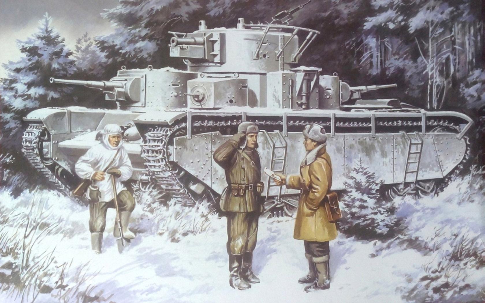 рисунок Битва за Москву, 1941