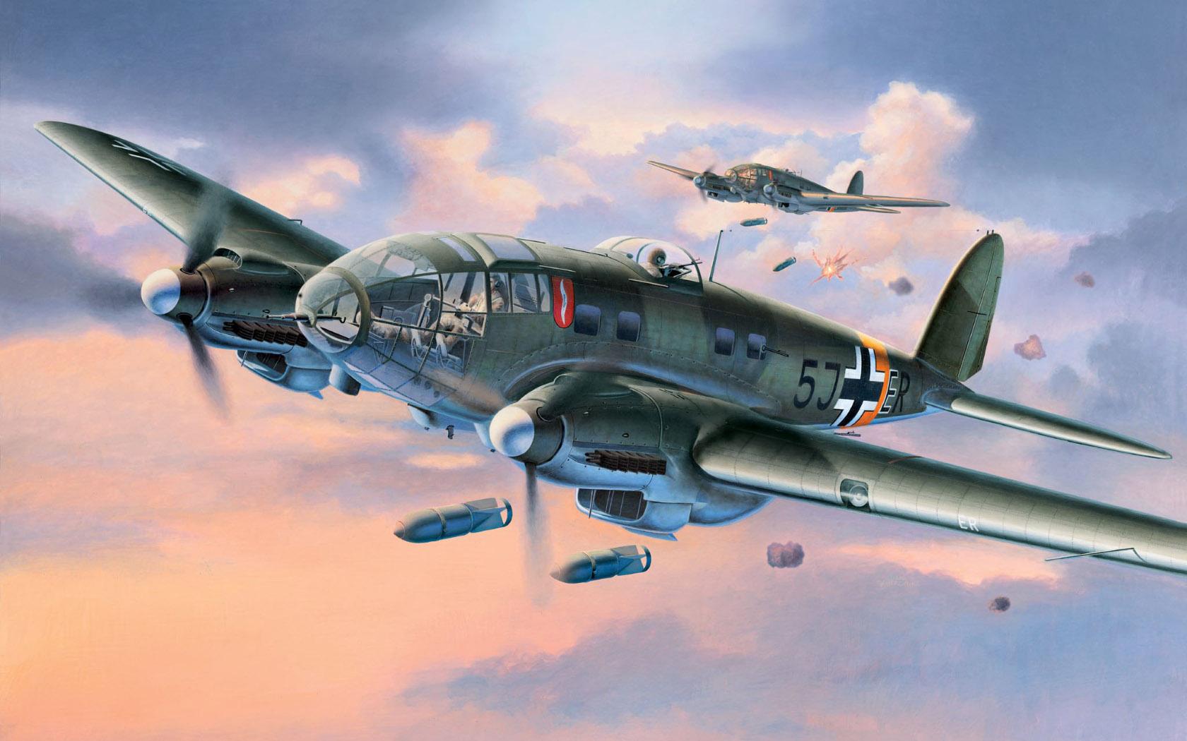 рисунок He-111 H-6