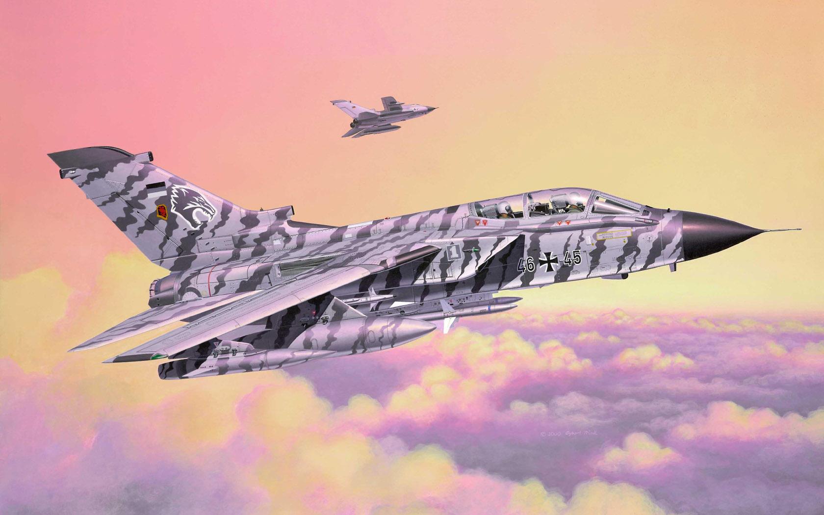 рисунок Tornado ECR
