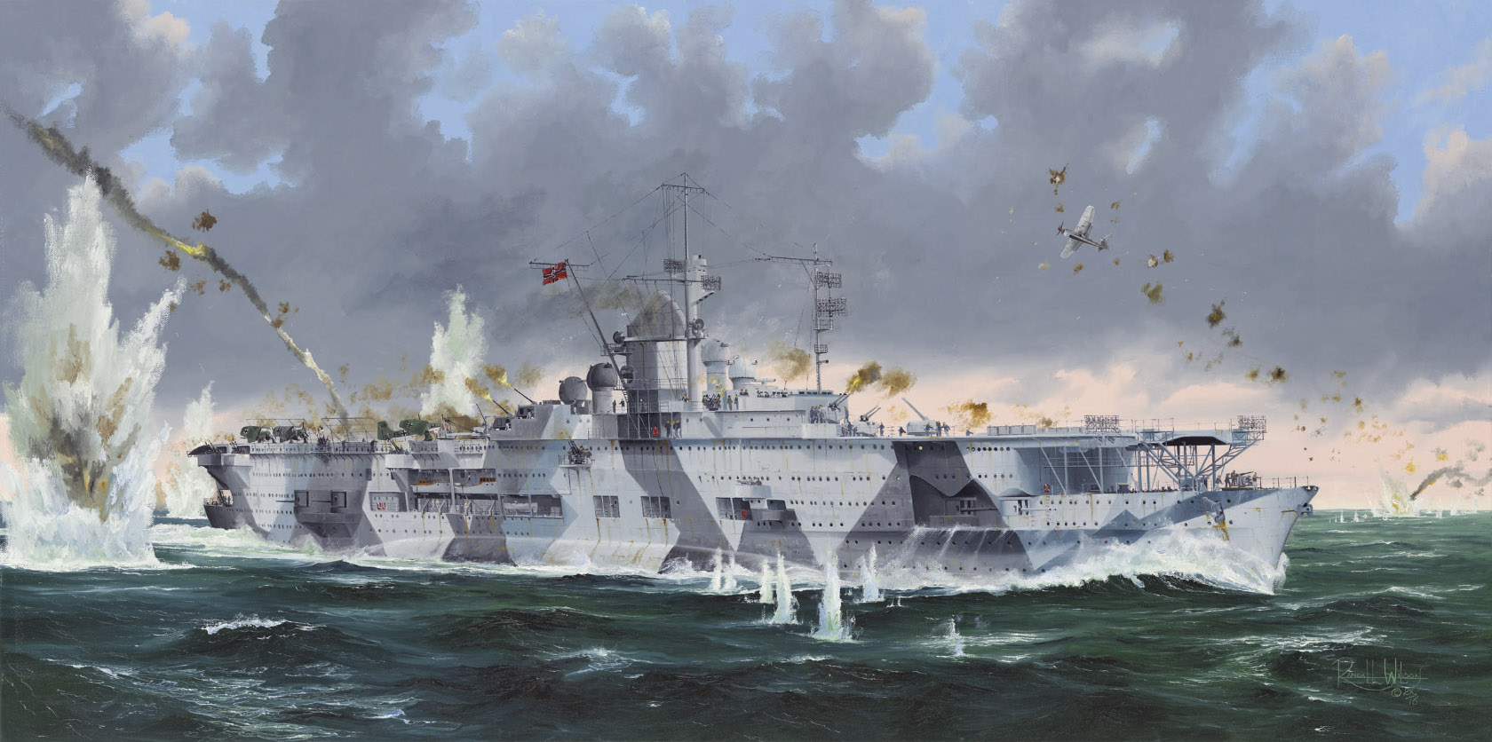 рисунок DKM Graf Zeppelin