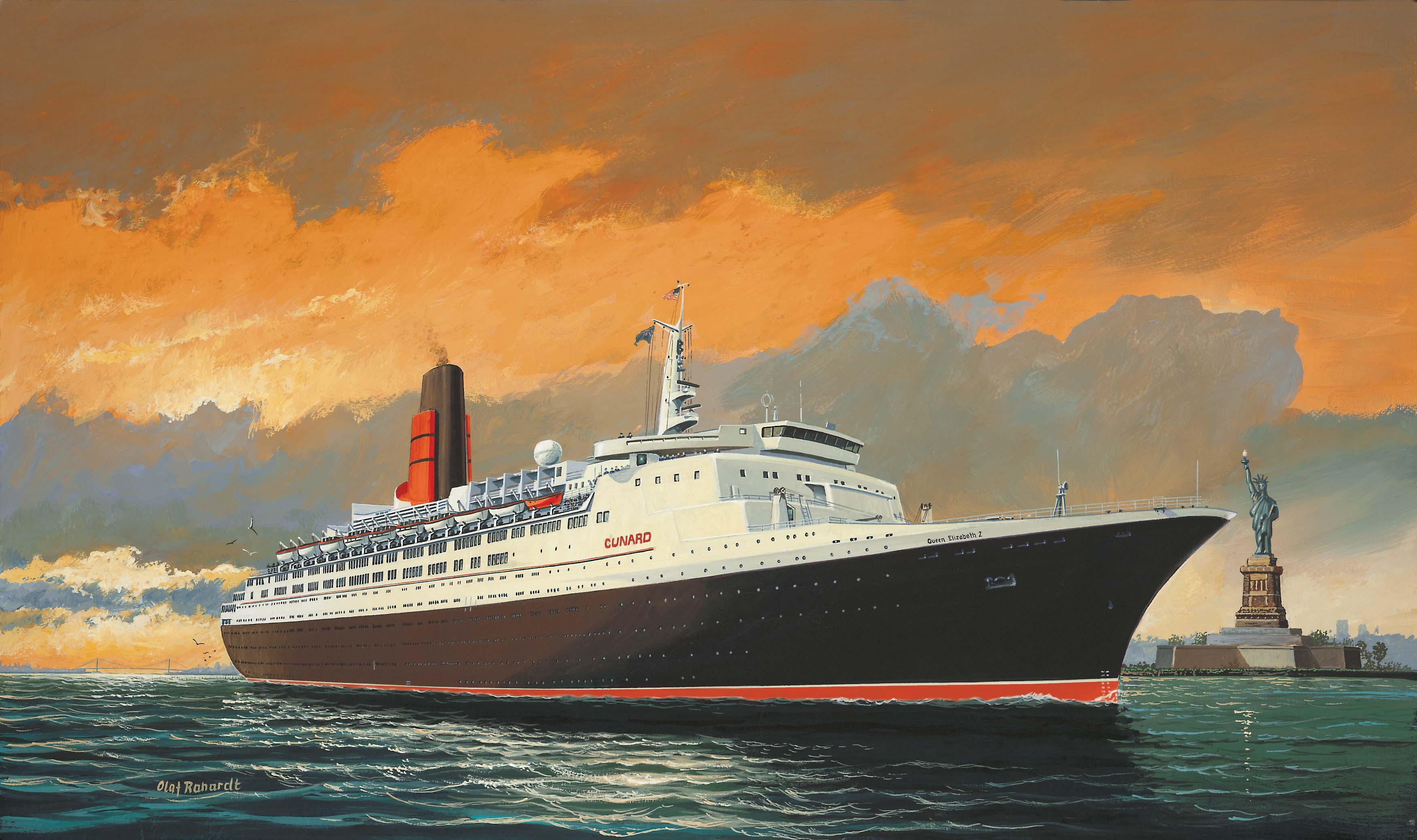 рисунок Queen Elizabeth II