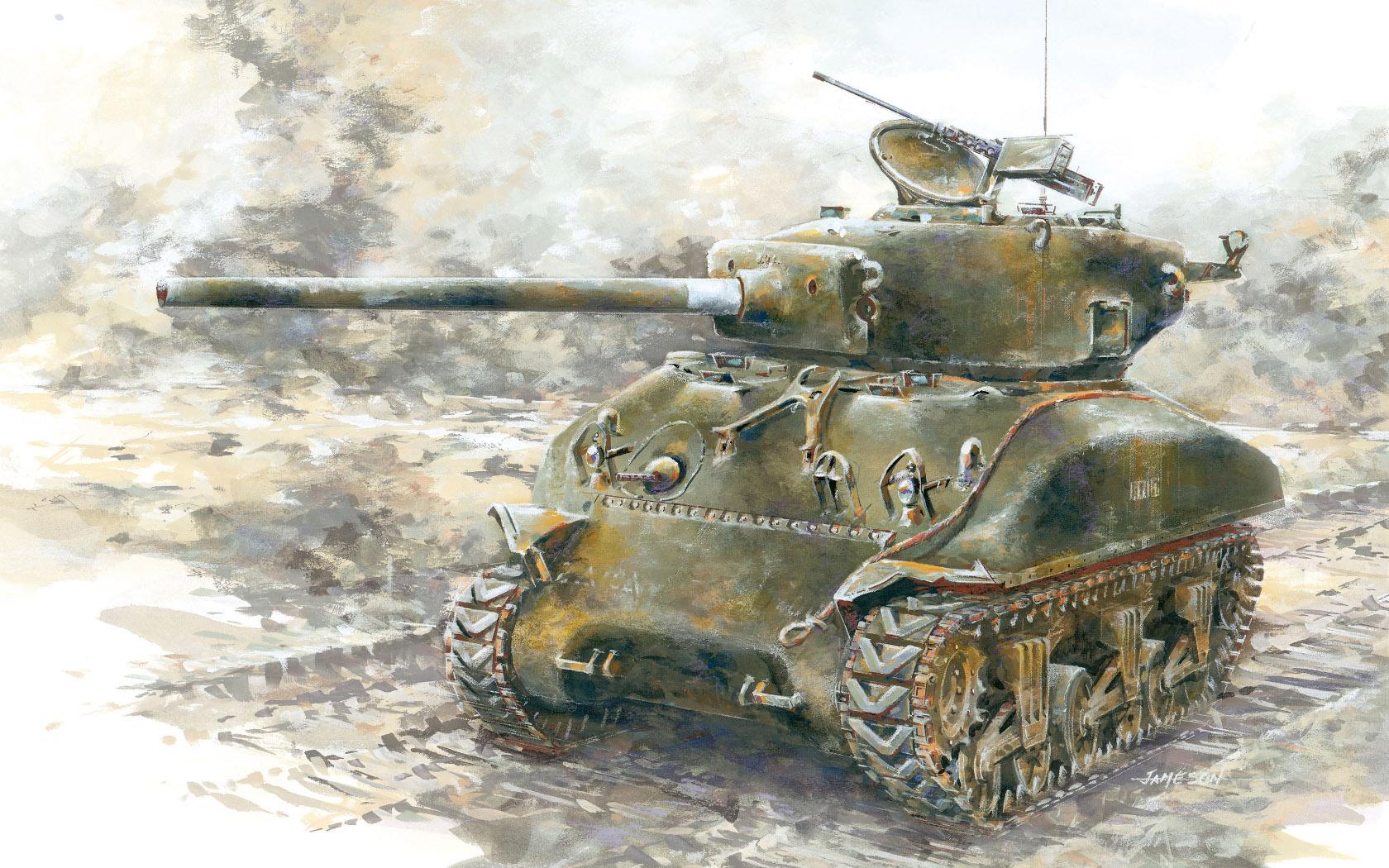 рисунок M4A1(76)W, Operation Cobra