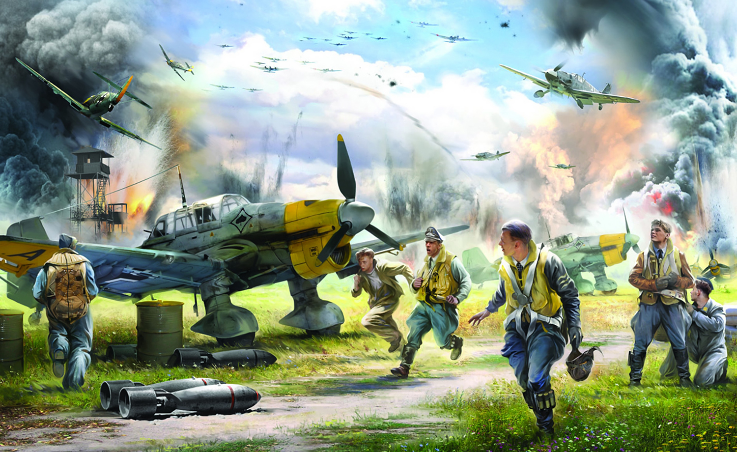 http://warwall.ru/Arts/4/Wallpaper_4005_Battle_German_Aerodrome.jpg