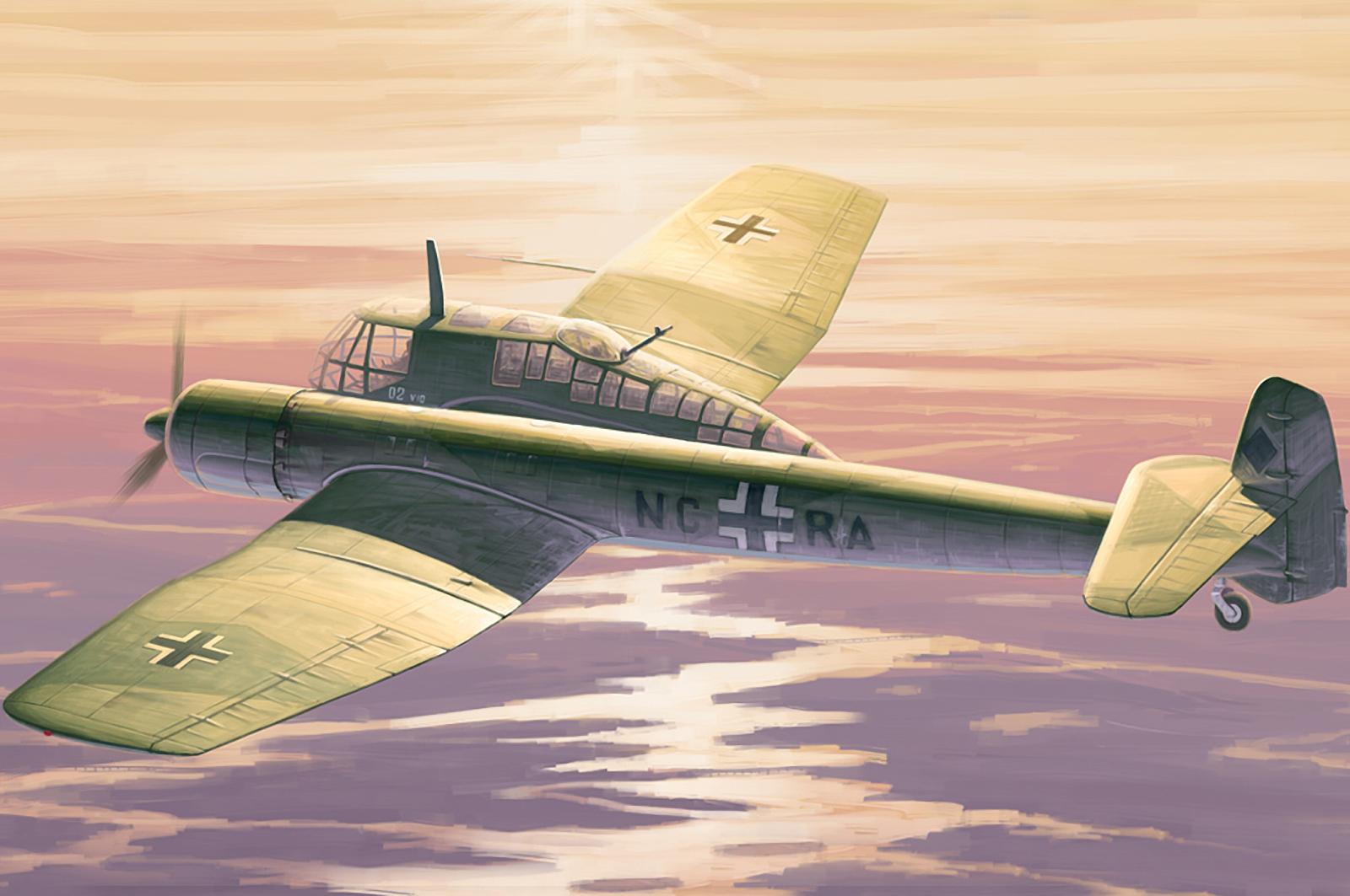 рисунок Blohm & Voss BV-141