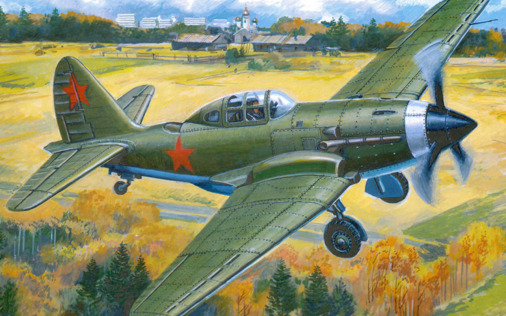 рисунок Су-3