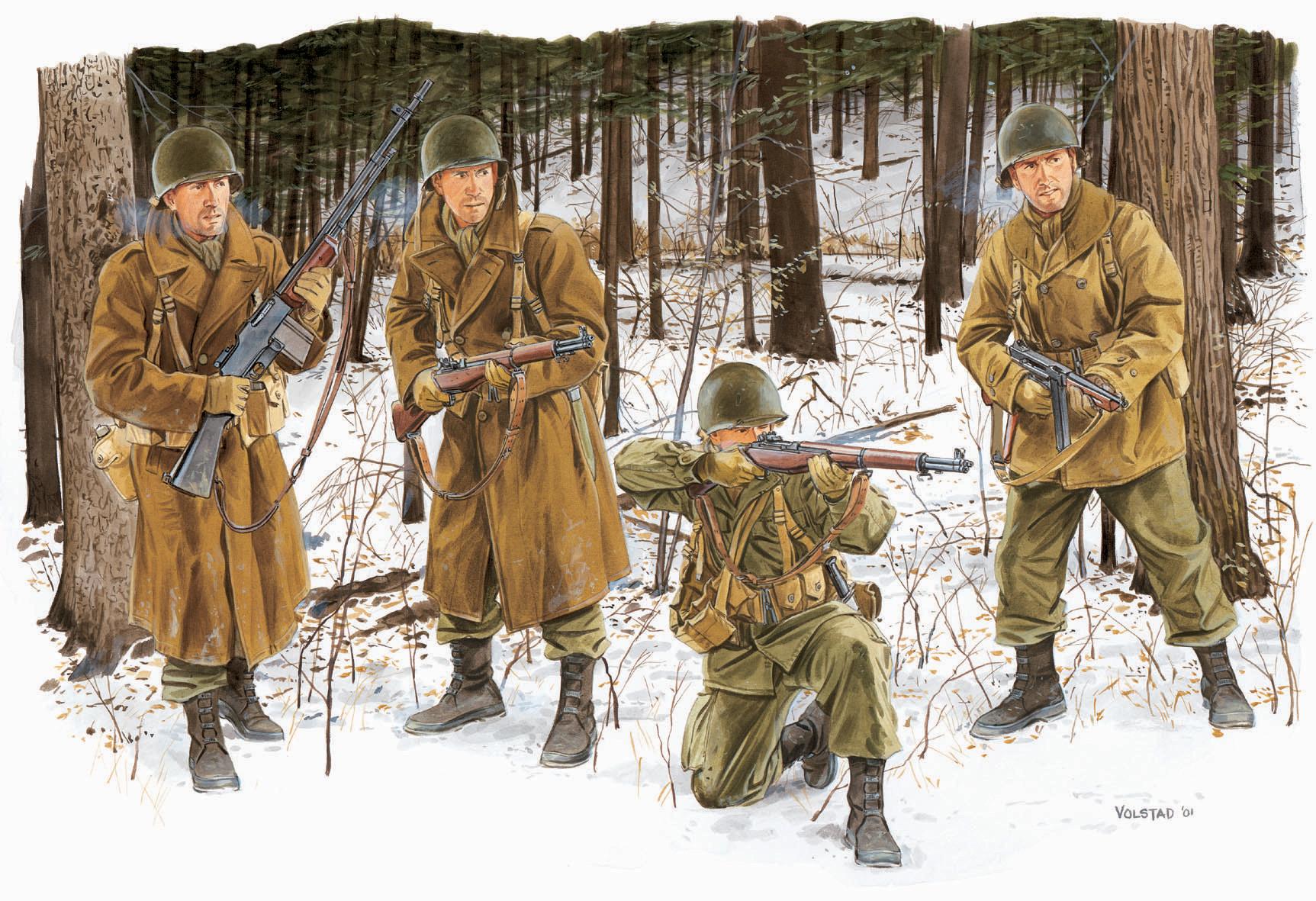 рисунок U.S. 101st Airborne Division