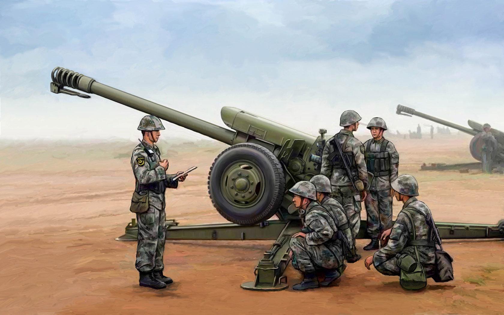 рисунок китайская Д-30