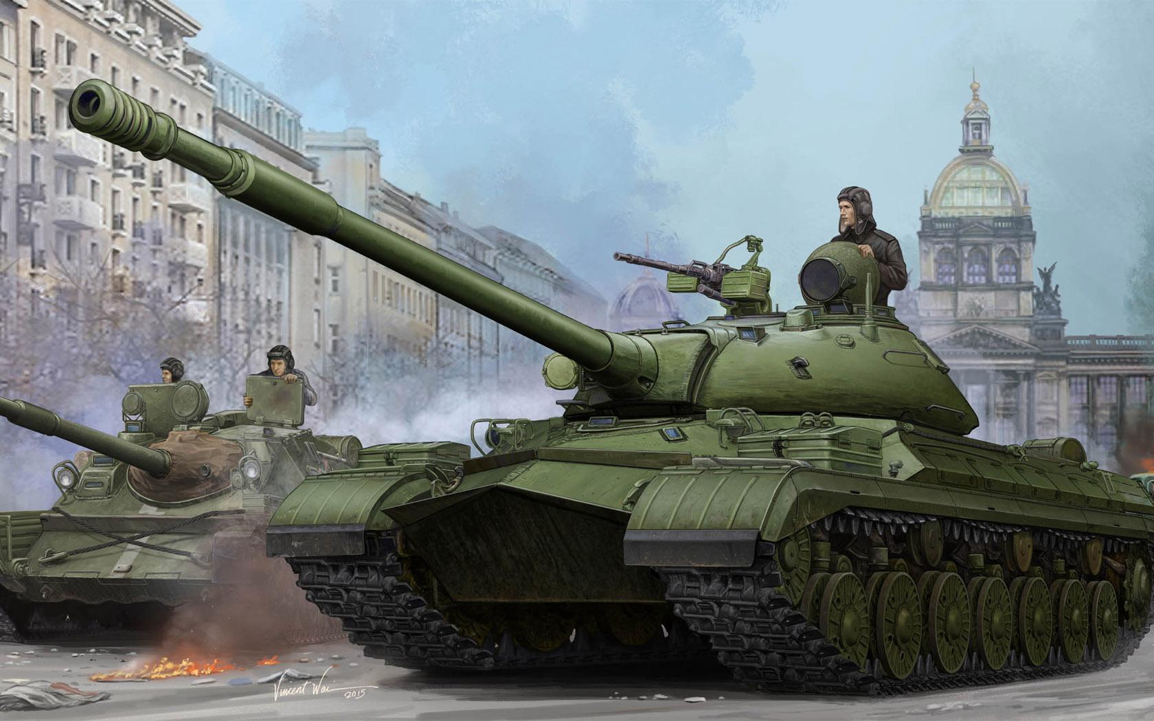 рисунок Т-10М в Чехословакии