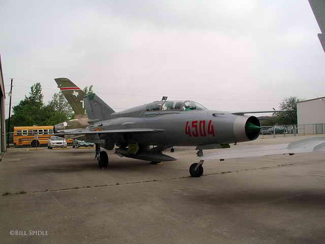 MiG-21US Walk Around