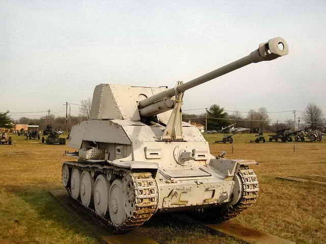 Marder III Walk Around