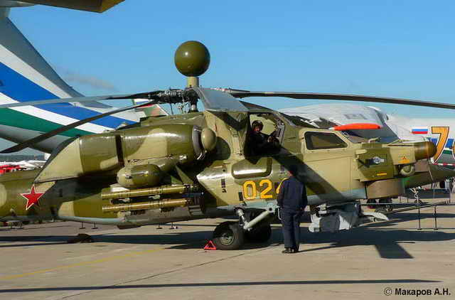 Mi-28 Havoc Walk Around
