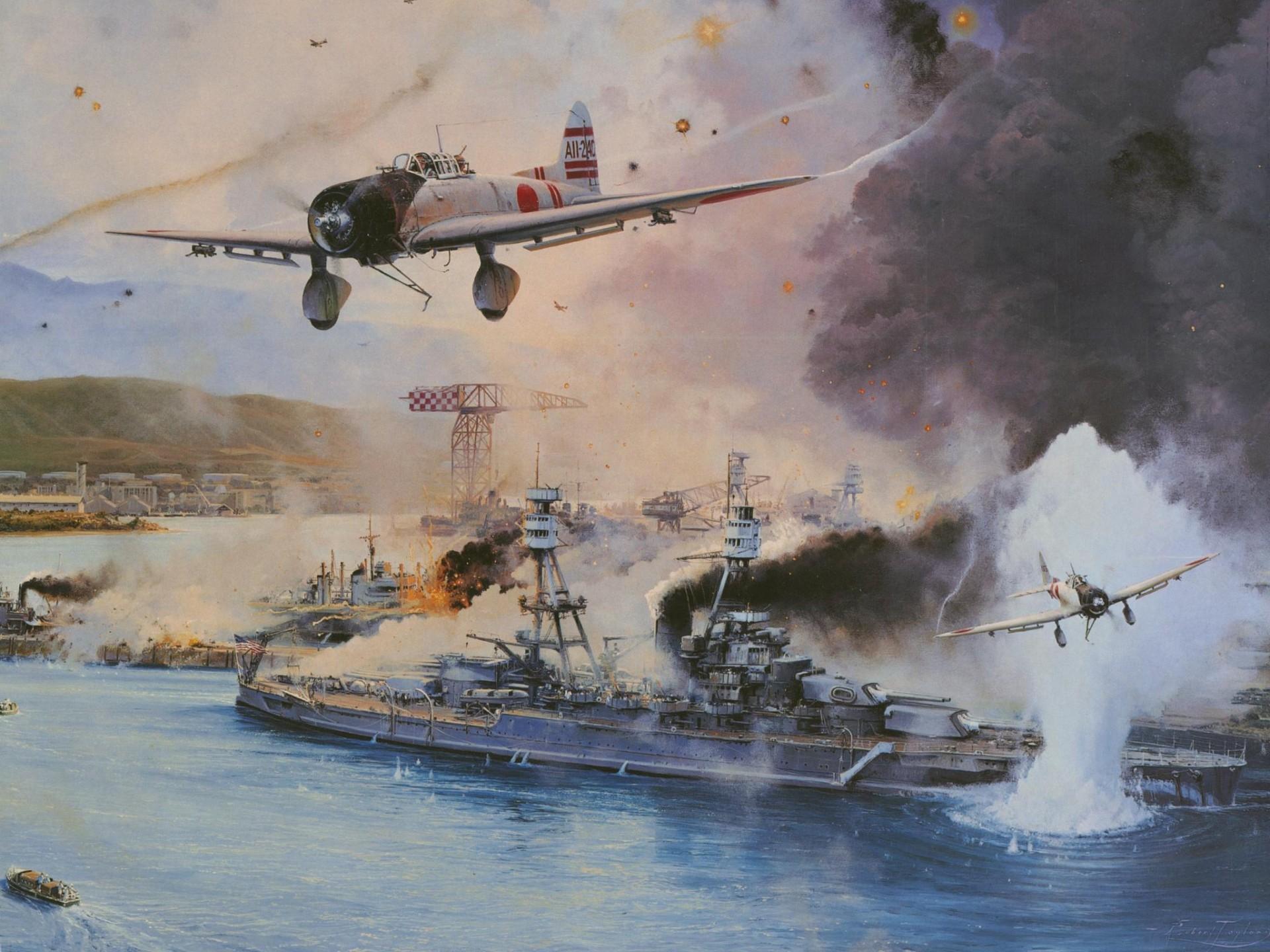 attack on pearl harbor essays