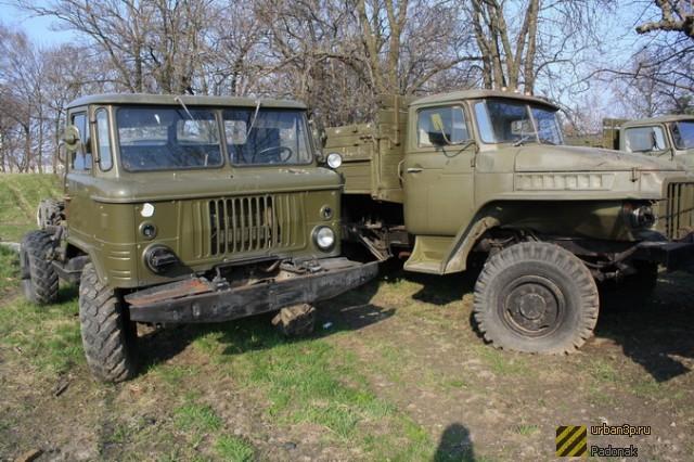 Продажа Б/У Военной Автотехники